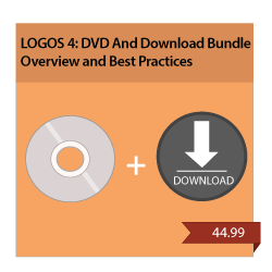 Logos 4 DVD and Download