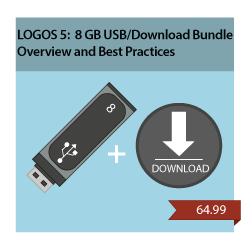 LearnLogos 5 Training - 8GB USB + Download
