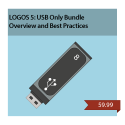 LearnLogos 5 Training - 8GB USB Only