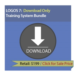LearnLogos 7 Training - Download Only
